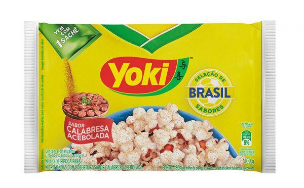 c9c2d13f522f8 Yoki traz embalagens renovadas para Copa do Mundo - ConverExpo Latin ...