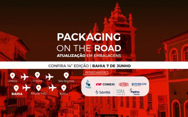 49a510e84cd63 Packaging on the Road chega à Bahia em junho - ConverExpo Latin America